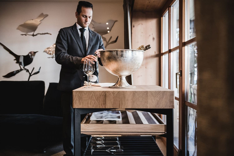 collaborazioe bulthaup lisciotto - ristorante hotel rosa alpina 4